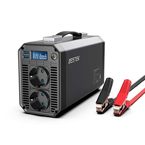 BESTEK Wechselrichter 1200W/12v 230v...*