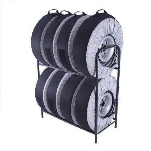 Reifenständer für 8 Reifen Ständer...