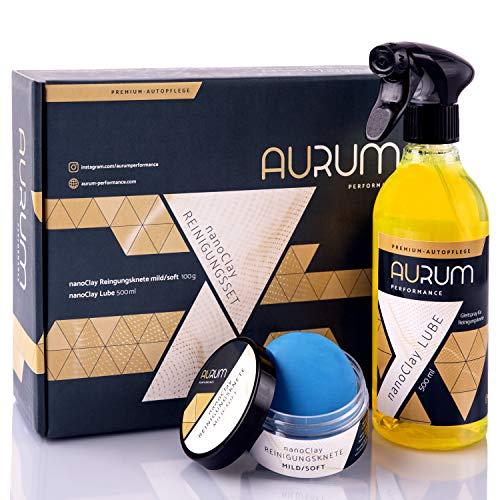 Aurum-Performance® Reinigungsknete mit...*