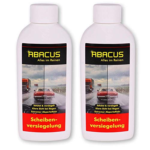 ABACUS 2X 250 ml Scheibenversiegelung...*