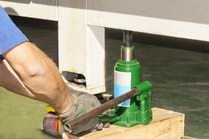 hydraulischer Wagenheber