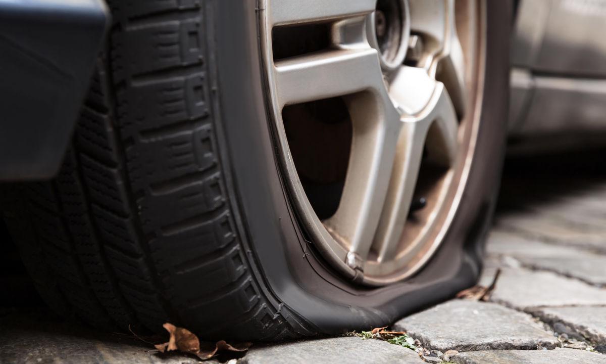Dichtmittel für Reifenpanne