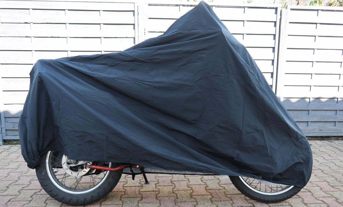 Motorrad Garage Abdeckplane