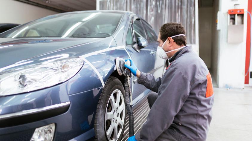 Smart Repair - Kratzer im Autolack punktuell und günstig reparieren
